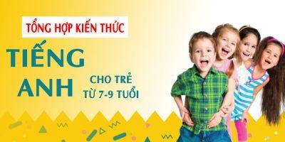Tổng hợp kiến thức Tiếng Anh cho trẻ từ 7-9 tuổi - Lê Thị Hồng Nhung (Ms. nWins)