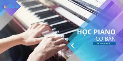 Học Piano cơ bản - Nguyễn Hiền