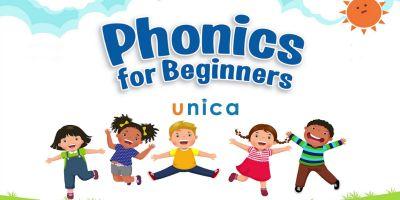 Phonics for Beginners - Đánh vần tiếng Anh cho người mới bắt đầu thật dễ - Trung tâm ngoại ngữ LTN