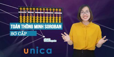 Toán thông minh Soroban - sơ cấp - Vương Thị Hiên