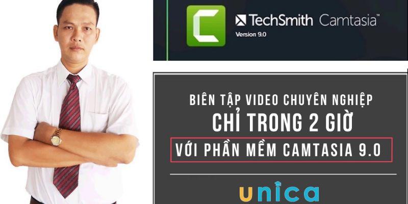 Khóa học Biên tập video chuyên nghiệp chỉ trong 2 giờ học với phần mềm Camtasia 9.0 đang giảm giá – Khóa học online ưu đãi 40%