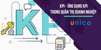 KPI - Ứng dụng KPI trong Quản trị Doanh nghiệp - Phạm Anh Cường