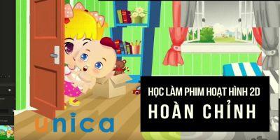Học làm phim hoạt hình Moho Animation 2D hoàn chỉnh