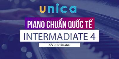 Piano chuẩn quốc tế intermadiate  - Đỗ Huy Khánh