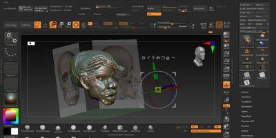Học Zbrush cơ bản và nâng cao online