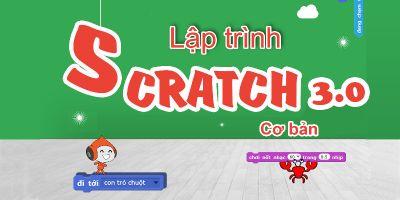 Lập trình với Scratch 3.0 cơ bản - Học viện VIETSTEM