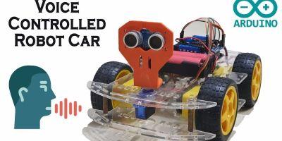 Chế tạo robot điều khiển bằng giọng nói