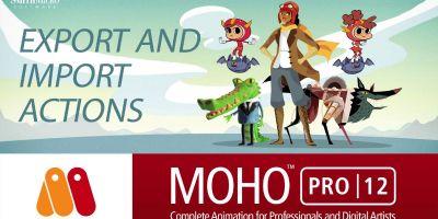 Sản xuất phim hoạt hình với Moho Animation