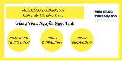 Mua hàng Taobao/1688/Pinduoduo_Không cần biết tiếng Trung