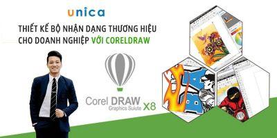 Thiết kế bộ nhận dạng thương hiệu cho Doanh nghiệp với CorelDraw - Nguyễn Ngọc Dương