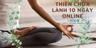 Thiền Chữa Lành 10 ngày Online