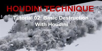 BASIC DESTRUCTION WITH HOUDINI