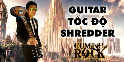 Guitar tốc độ Shredder