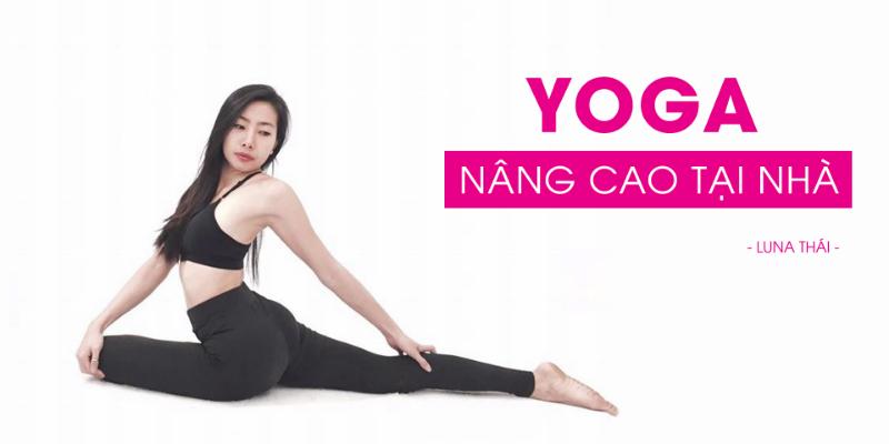 Yoga nâng cao tại nhà