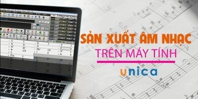 Sản xuất âm nhạc trên máy tính