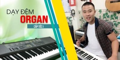 Dạy Đệm Organ Cấp Tốc I - Thiện Organ - Lê Thiện Chánh (Thiện Organ)