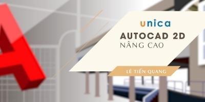 AutoCAD 2D nâng cao