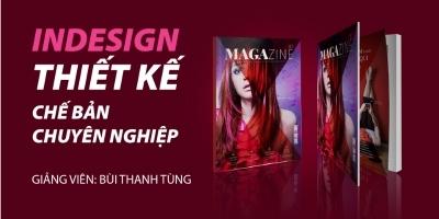 Thiết kế dàn trang chuyên nghiệp bằng Indesign - Bùi Thanh Tùng