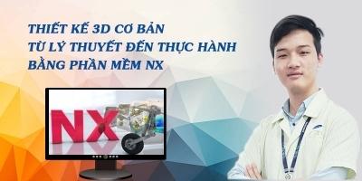 NX Designing từ lý thuyết đến thực hành