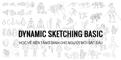 Dynamic Sketching - Foundation of Drawing - Nguyễn Quốc Bảo