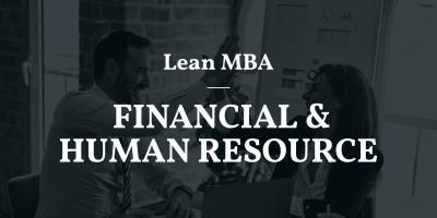 LEAN MBA | Nguồn nhân lực và tài chính doanh nghiệp