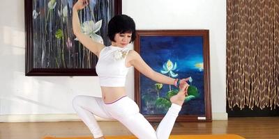 10 Ngày Giảm cân ngay tại nhà bằng Yoga