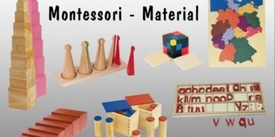 Phương pháp Montessori cho trẻ 0 - 6 tuổi