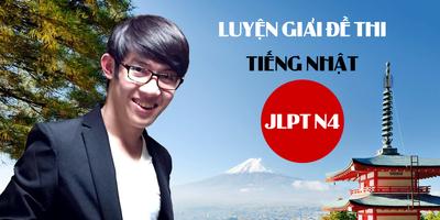 Luyện giải đề thi tiếng Nhật JLPT N4