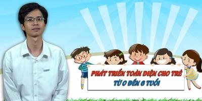 Phát triển toàn diện cho trẻ 0 - 6 tuổi