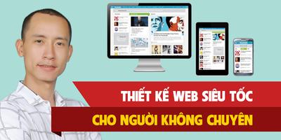 Học làm Web siêu tốc cho người không chuyên