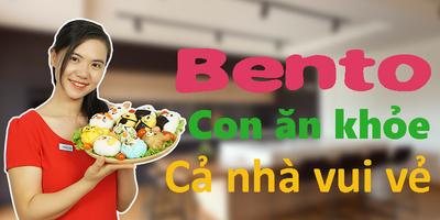Bento - Con ăn khỏe, cả nhà vui vẻ