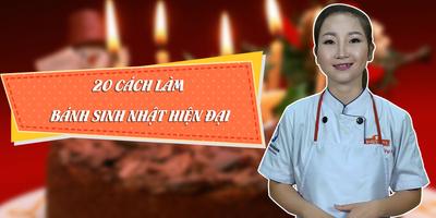 20 cách làm bánh sinh nhật hiện đại