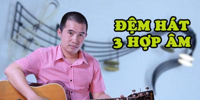 Đệm hát Guitar truyền tay 3 hợp âm