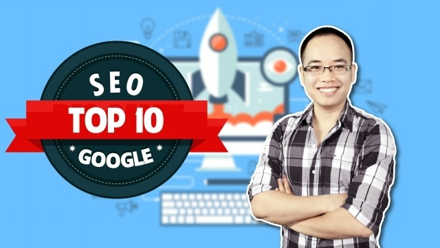 SEO Website lên Top 10 Google