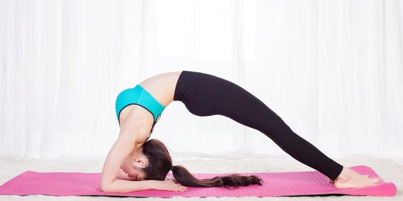 Yoga tăng cường sức khỏe cho mọi người
