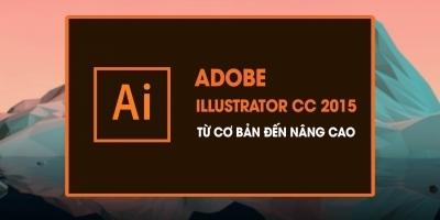 Adobe Illustrator CC 2015 từ cơ bản đến nâng cao