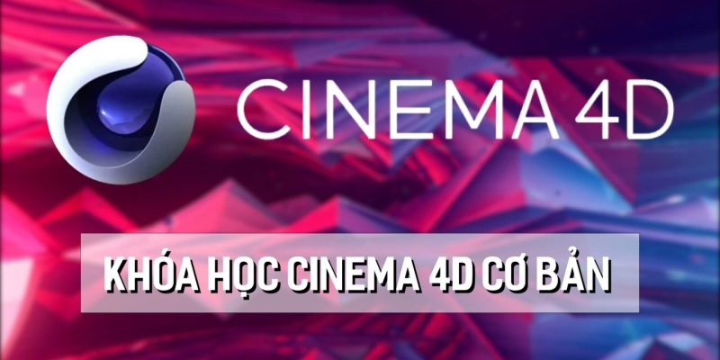 Cinema 4D cơ bản