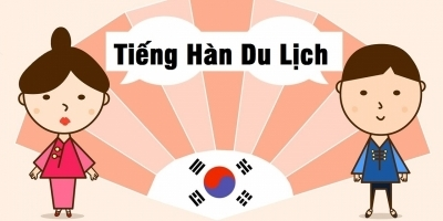 Tiếng Hàn du lịch - EZ Language
