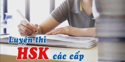 Luyện thi HSK các cấp