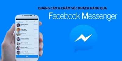 Quảng cáo và chăm sóc khách hàng trên Facebook Messenger